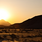 Sunset at Spitzkoppe_Damaraland